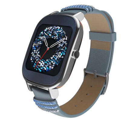 "ASUS ZenWatch 2 Smartwatch with 1.45"" AMOLED Touch Display"
