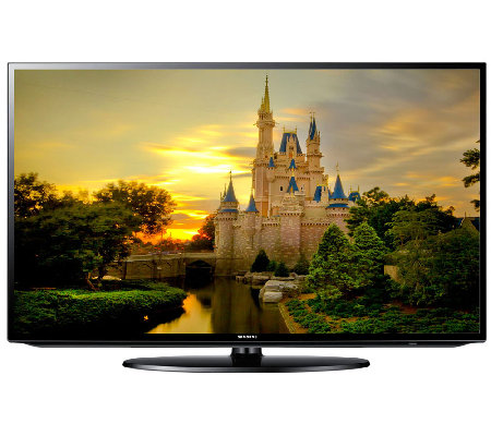 samsung 40'' led high-definition tv with 1080p resolution