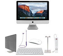 "Apple iMac 21.5"" 3.1GHz with Earbuds and Accessories - E231507"