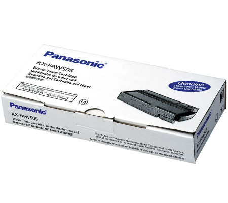 Panasonic Waste Toner Cartridge for Laser Printers