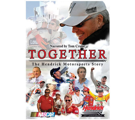Together: The Hendrick Motorsports Story DVD