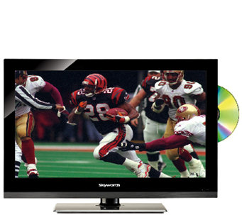 "Skyworth 22"" Class LED TV/DVD Combo with Accessories - E285607"