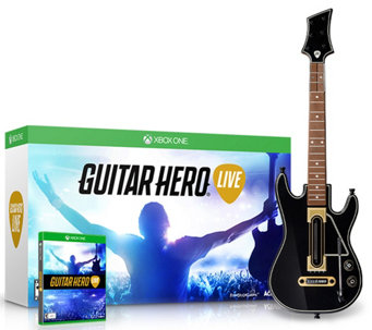 Guitar Hero Live Bundle - Xbox One - E286407