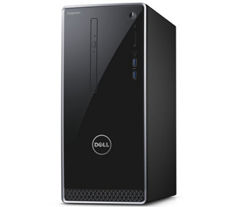 Dell Inspiron Desktop - AMD, 16GB RAM 2TB HDD - E288507