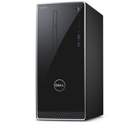 Dell Inspiron Desktop - AMD, 16GB RAM 2TB HDD