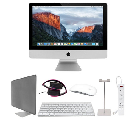 "Apple iMac 27"" 3.2GHz with Headphones and Accessories"