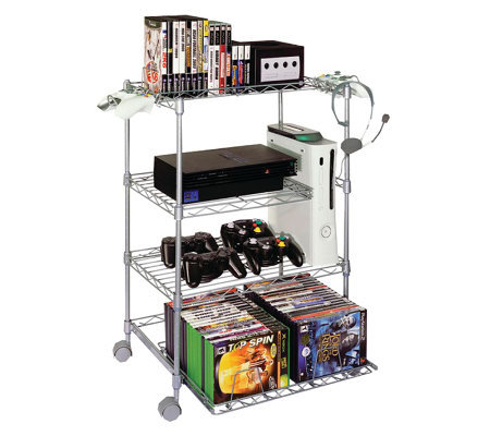 Atlantic Gamekeeper 4-Tier Wire Gaming Tower