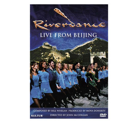 Riverdance: Live From Beijing DVD