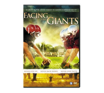 Facing The Giants DVD - E268008