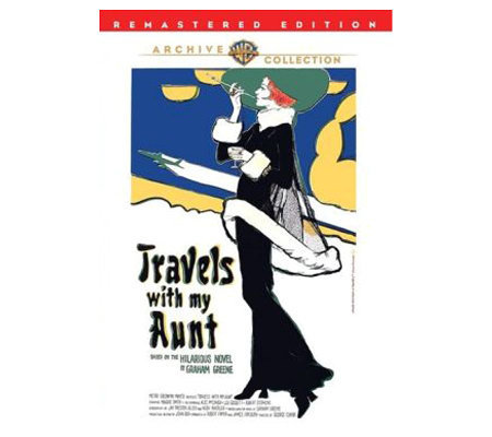 Travels with My Aunt (1972) - DVD