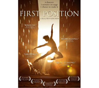First Position - DVD - E272508