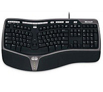 Microsoft Wired Natural Ergo Keyboard 4000 - E214109