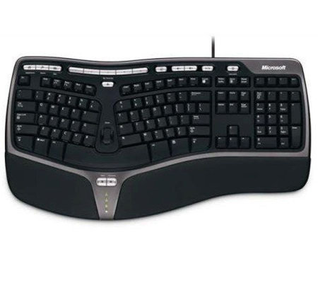 Microsoft Wired Natural Ergo Keyboard 4000