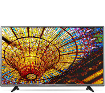 "LG 55"" Ultra High Definition 4k Smart TV with App Package - E229609"