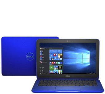 "Dell Inspiron 11.6"" HD Laptop Intel 4GB RAM AC Wifi, BT 4.0 Lifetime Tech - E230109"