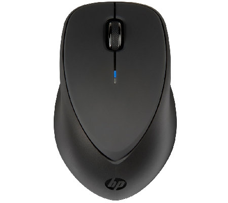 HP X4000b Bluetooth Mouse - Black