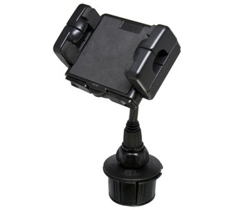 Bracketron Cup-iT XL Cup Holder Mount for Mobile Electronics - E286809