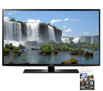 "Samsung 50"" LED Smart HDTV with Built-in Wi-Fi& App Pack - E288409"