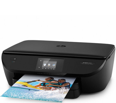 HP ENVY 5660 Printer with 1-Month Instant Ink