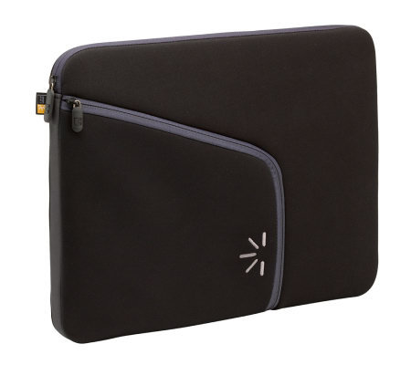"Case Logic 13.3"" Neoprene Notebook Sleeve- Black"