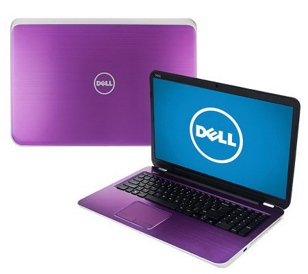 "Dell 17"" Laptop Intel Core i7 8GB RAM, 1TB HD w/ Tech Support"