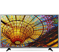 "LG 60"" Ultra High Definition 4K Smart TV with App Package - E229610"