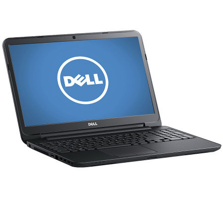 "Dell 15.6"" Notebook - Intel Pentium, 4GB RAM 500GB HD, Webcam"
