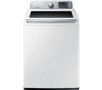 Samsung 4.5 Cubic Foot Top-Loading Washer - White - E277910