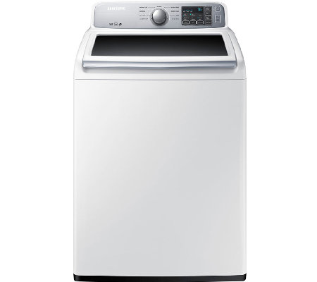 Samsung 4.5 Cubic Foot Top-Loading Washer - White