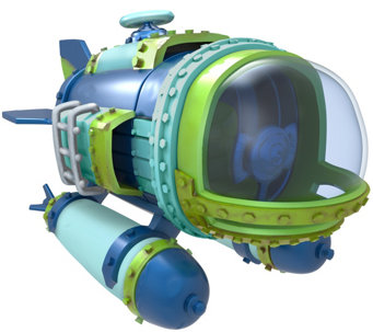 Skylanders SuperChargers Dive Bomber Vehicle - E286710
