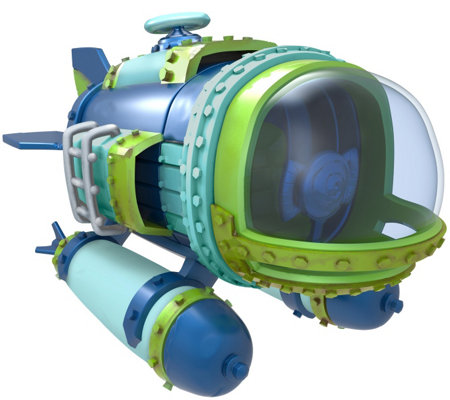 Skylanders SuperChargers Dive Bomber Vehicle