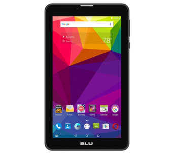 "BLU Touchbook M7 8GB 3G 7"" Tablet - E289710"