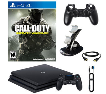 Sony PS4 Pro 1TB with Call of Duty: Infinte Warfare - E290210