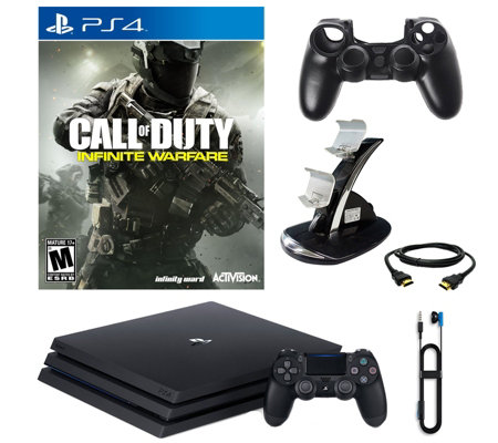 Sony PS4 Pro 1TB with Call of Duty: Infinite Warfare
