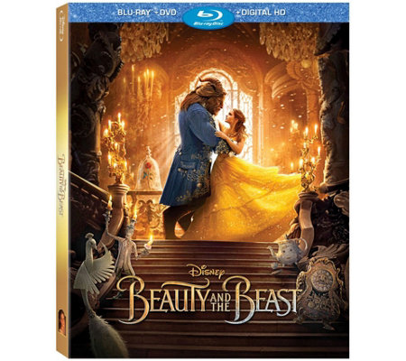 Beauty and the Beast - DVD & Blu-ray