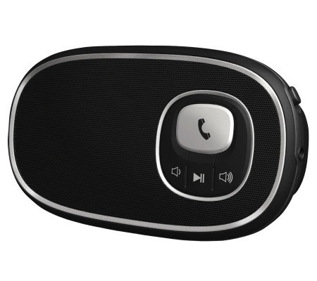 Sharper Image Freedom Portable Bluetooth Speaker