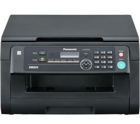 Panasonic 3-in-1 Laser Multi-Function Printer with Scanner