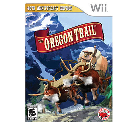 The Oregon Trail - Wii