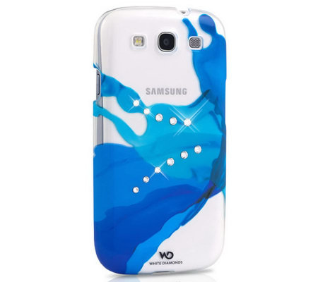 White Diamonds Liquid Samsung Galaxy S3Case