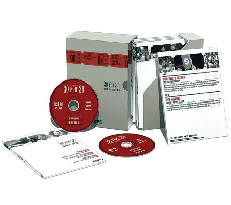 ESPN Films 30 for 30: Volume 2 Set Six-Disc DVDSet