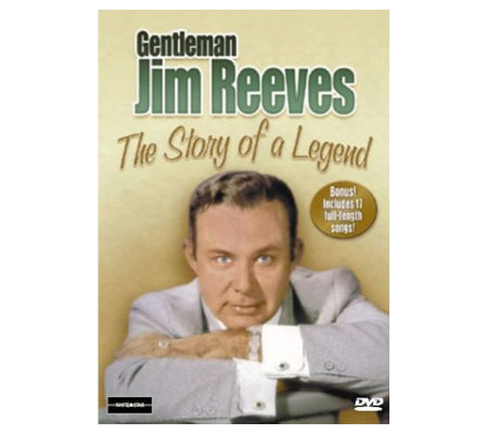 Gentlemen Jim Reeves: The Story of a Legend DVD