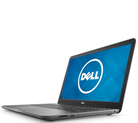 "Dell Inspiron 17"" Laptop - Core i7, 8GB RAM, 1TB HDD"