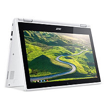 "Acer R 11.6"" Touchscreen Chromebook - 2GB RAM,32GB - E290111"