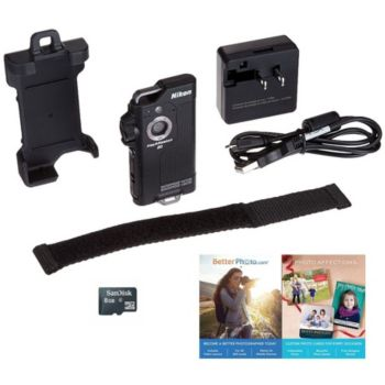 Nikon KeyMission 80 Wearable Action Camera
