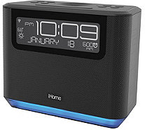 iHome Bedside Stereo for Amazon Echo Dot withAlexa Voice - E292311