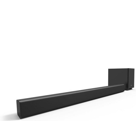 Magnavox 2.1-Channel Soundbar with Wired Subwoofer