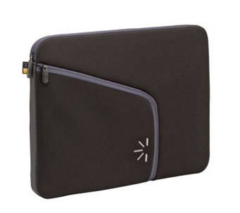 "Case Logic 16""  Neoprene Notebook Sleeve- Black - E220612"