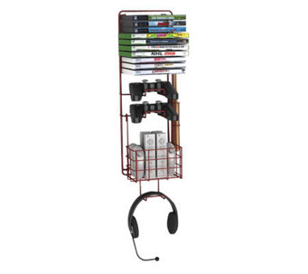 Atlantic Wall Mount Game Rack - E255112