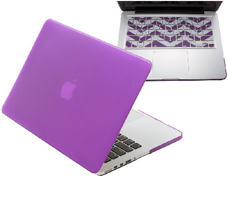 "SoftTouch Fashion Cover for 13"" Macbook & Keyboard Cover"