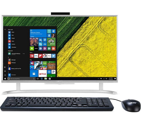 "Acer Aspire 23.8"" All-in-One - Core i3, 8GB RAM, 1TB HDD"